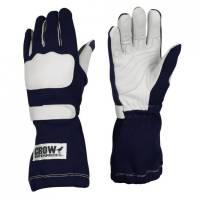 Crow Enterprizes - Crow Wings Nomex® Driving Glove - Black