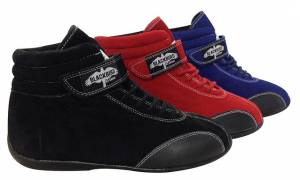 Safety Equipment - Racing Shoes - Crow Racing Shoes