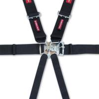 Latch & Link Restraint Systems - 6 Point Latch & Link Restraints - Pyrotect - Pyrotect Standard 6 Point Latch and Link Harness System - 3""