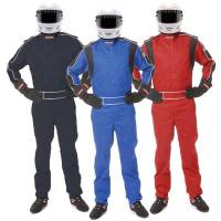 Racing Suits - SFI-5 Rated Multi-Layer Suits - Pyrotect - Pyrotect Sportsman Deluxe FR Racing Suit