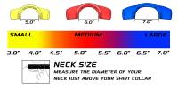 NecksGen REV Sizing Chart