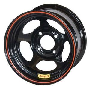 "Bassett Wheels - Bassett Mini-Stock/Legends Wheels - Bassett Mini-Stock/Legends 13"" x 7"""