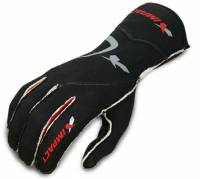 SFI 5 Rated Gloves - Impact Gloves - Impact - Impact Alpha Glove - X-Large Blk