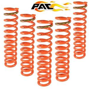 "Coil-Over Springs - PAC Racing Springs Coil-Over Springs - PAC 2-1/2"" I.D. x 7"" Tall"
