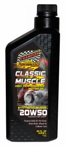 Motor Oil - Champion Motor Oil - Champion Classic & Muscle SynBlend Motor Oil
