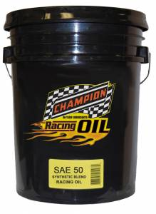 Champion Hybrid SynBlend Racing Oil