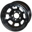 "Shop Wheels By Size - 5 x 4-1/2"" Bolt Pattern Wheels - 15"" x 8"" Beadlock - 5 x 4-1/2""  Wheels"