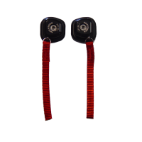 Safety Equipment - Head & Neck Restraints - NecksGen - NecksGen Quick-Release Helmet Hardware