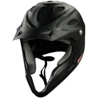 Crew Apparel - Crew Helmets - Simpson Race Products - Simpson Pit Warrior Helmet - Matte Black