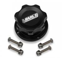 Fuel Cell Parts & Accessories - Fuel Cell Caps - Earl's Performance Products - Earl's Billet Fill Cap-Aluminum Bolt Bung