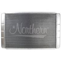 Radiators - Northern Radiators - Northern Radiator - Northern Radiator Custom Aluminum Radiator Kit 31 x19 Overall
