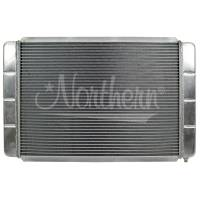 Radiators - Northern Radiators - Northern Radiator - Northern Radiator Custom Aluminum Radiator Kit 26 x 16 Overall