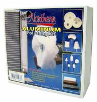 Car Care and Detailing - Polishing Cloths, Pads & Balls - Northern Radiator - Northern Radiator Aluminum Polishing Kit