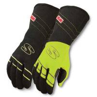SFI 5 Rated Gloves - Shop All SFI 5 Rated Gloves - Simpson Race Products - Simpson Hi-Vis Gloves