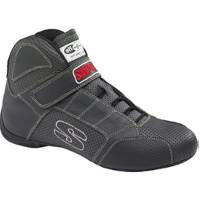 Racing Shoes - Simpson Racing Shoes - Simpson Race Products - Simpson Redline Shoe - Grey/Black