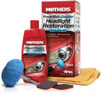 Car Care and Detailing - Plastic Polish - Mothers - Mothers® PowerBall 4Lights