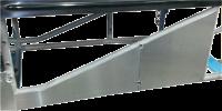 Body & Exterior - Triple X Race Components - Triple X Sprint Car Aluminum Engine Enclosure - LH