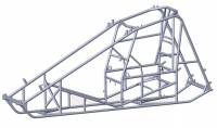 Sprint Car Chassis - Bare Sprint Car Chassis - Triple X Race Co. - Triple X Sprint Car X-Wedge Chassis (Bare Frame)