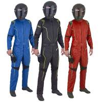 Racing Suits - SFI-5 Rated Multi-Layer Suits - Simpson Race Products - Simpson DNA Suit