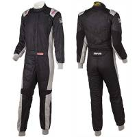 Racing Suits - FIA Rated Multi-Layer Suits - Simpson Race Products - Simpson Revo Suit - Black