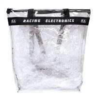 Racing Electronics - Racing Electronics Large Clear Tote Bag - Image 2
