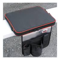 Scanner Parts & Accessories - Scanner Cases & Tote Bags - Racing Electronics - Racing Electronics Padded Seat Cushion Tote