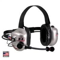 Radio Communication System Parts & Accessories - Radio Headsets - Racing Electronics - Racing Electronics Platinum QT-3 Dual Radio Headset