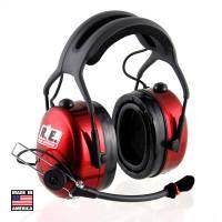 Radio Communication System Parts & Accessories - Radio Headsets - Racing Electronics - Racing Electronics Platinum Plus Dual Radio Headset