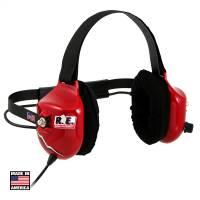Scanners & Accessories - Scanner Headphones - Racing Electronics - Racing Electronics RE-58 Platinum Scanner Headphones