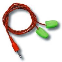 Radio Communication System Parts & Accessories - Earmolds & Ear Buds - Racing Electronics - Racing Electronics Standard Foam Race Mold Earphones