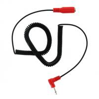 "Radios, Transponders & Video - Racing Electronics - Racing Electronics 1/8"" Male to 1/8"" Female Adapter Cable"