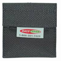 Radios, Transponders & Video - RACEceivers - RACEceiver - RACEceiver Black Pouch