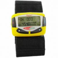 Radios, Transponders & Video - RACEceivers - RACEceiver - RACEceiver Arm Band
