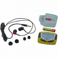 RACEceivers - RACEceiver Scanners & Packages - RACEceiver - RACEceiver Fusion Plus Rookie Earpiece Package