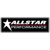 Allstar Performance - Brake Line Hoses - #3 Braided Steel Hose With -4AN Straight Ends
