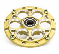 "Mini Sprint Front Suspension - Mini Sprint Hubs - Weld Racing - Weld 10"" Magnum Front Hub w/ 3-Lug Rotor Mount - 1"" Spindle"