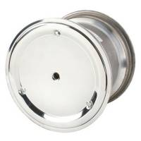 "Midget Wheels - Midget Front Wheels - Weld Racing - Weld Midget Direct Mount Beadlock Wheel w/ Cover - 13 x 7"" - 4"" Back Spacing - 5 x 9.75"""