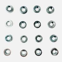 """Weld Wheels - Weld Racing Beadlocks & Covers - Weld Racing - Weld Threaded Beadlock Insert Kit - For Weld 13"""", 15"""" Wheels - (16 pieces)"""