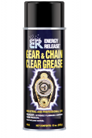 Oil, Fluids & Chemicals - Energy Release - Energy Release®  Clear Gear & Chain Grease - 13 oz. - Aerosol