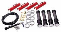 "Jacks, Stands & Car Lifts - Car Lifts - Allstar Performance - Allstar Performance Race Car Air Jacks Complete Kit (11.75"" Stroke)"