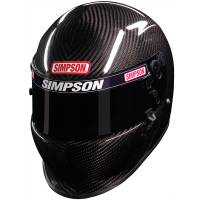 Helmets - Snell SA2015 Rated Full Face Helmets - Simpson Race Products - Simpson Carbon EV1 Helmet