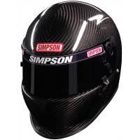 Simpson Helmets - Simpson Carbon EV1 Helmet - $1599.95 - Simpson Race Products - Simpson Carbon EV1 Helmet