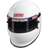 Helmets - Snell SA2015 Rated Full Face Helmets - Simpson Race Products - Simpson Vudo EV1 Helmet