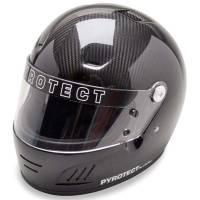 Helmets - Kart Racing Helmets - Pyrotect - Pyrotect Pro Airflow Carbon Helmet