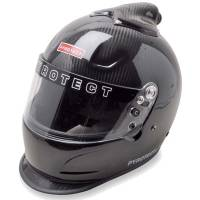 Racing Helmet Deals - Pyrotect Helmet Deals - Pyrotect - Pyrotect Pro Airflow Carbon Duckbill Top Forced Air Helmet