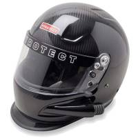 Pyrotect - Pyrotect Pro Airflow Carbon Duckbill Side Forced Air Helmet