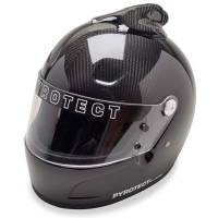 Safety Equipment - Pyrotect - Pyrotect Carbon Pro Airflow Top Forced Air Helmet