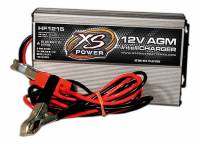XS Power Battery - XS Power 12v H/F AGM Intellicharger 15A