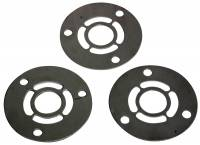 Pulleys & Belts - Pulley Shims, Spacers, Belt Guides - Moroso Performance Products - Moroso Chevy V8 Crank Pulley Shim Kit