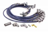 Moroso Spark Plug Wires - Moroso Ultra 40 Race Wires - Moroso Performance Products - Moroso Ultra 40 Plug Wire Set - Blue